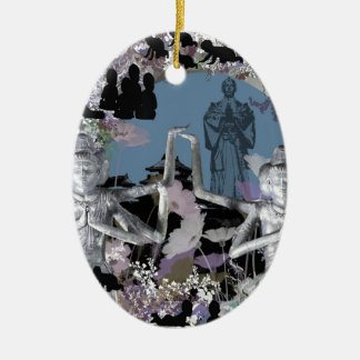 It is as for the firewood the ru ceramic ornament
