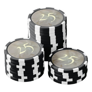It is Butter Poker Chips Set