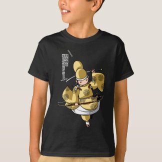 It is difficult a u English story Nikko Toshogu T-Shirt