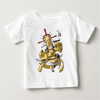 It is difficult a u u u u u u! English story Nikko Baby T-Shirt