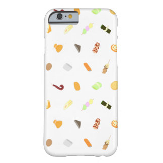 It is funny oden pattern Oden cute funny pattern Barely There iPhone 6 Case