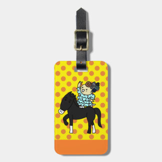 It is good in the ragetsujitagu chart on the child luggage tag