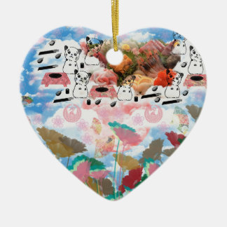It is good, it does and the national so (it causes ceramic ornament