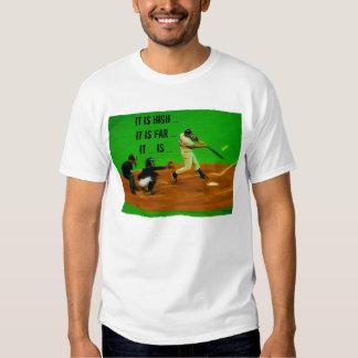 It is High, It is Far, It is ... Caught blog T Shirt