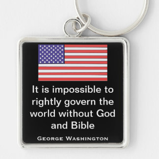 It is impossible to rightly govern the world witho keychain