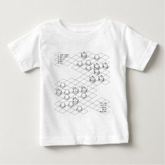 < It is it is dense or, simulation (black) >Sim Baby T-Shirt
