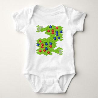 < It is it is dense or, simulation (color) >Sim Baby Bodysuit
