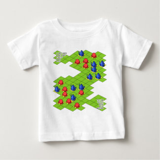 < It is it is dense or, simulation (color) >Sim Baby T-Shirt