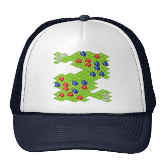 < It is it is dense or, simulation (color) >Sim us Trucker Hat