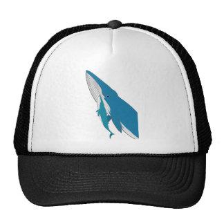 It is lovely the T shirt goods of the margin fin Trucker Hat