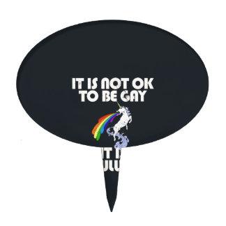 It is not ok to be gay. It is Fabulous