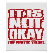 It Is Not Okay Poster
