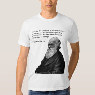 It is not the strongest.... -Charles Darwin Dresses