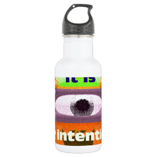 It is our Intentions 18oz Water Bottle