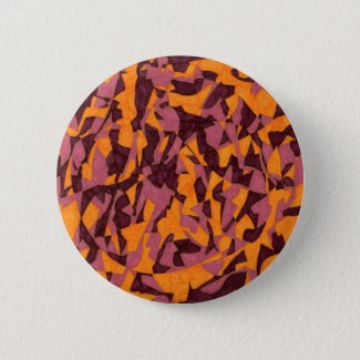 It is possible from shape of letter of Japanese Pinback Button
