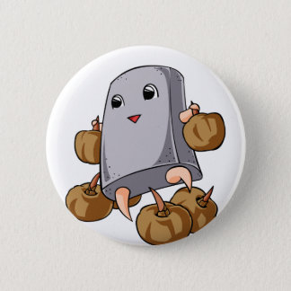 It is rough, you put on airs, densely it is ya ku pinback button