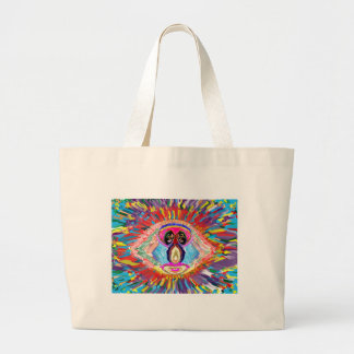 It is the  economy stupid - Fed is Fedup Face Large Tote Bag