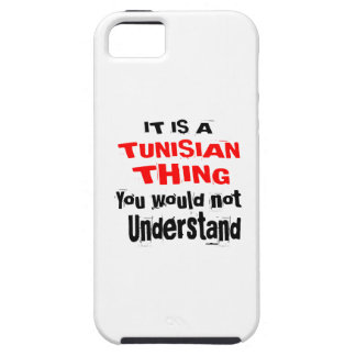 IT IS TUNISIAN THING DESIGNS iPhone SE/5/5s CASE