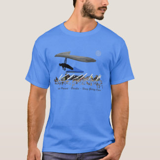 It is valid the Paranã Open Hang Gliding Brasilia T-Shirt