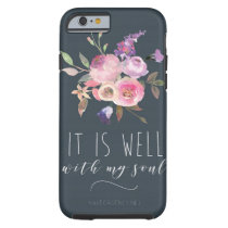 It Is Well Phone Case