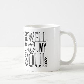 It is Well With My Soul Coffee Mug