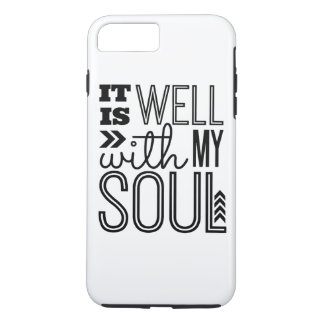It is Well With My Soul iPhone 7 Plus Case