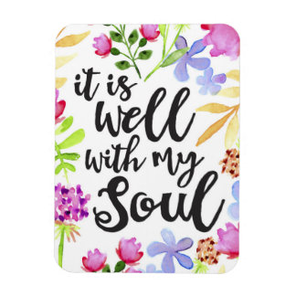 It is Well with my soul Magnet