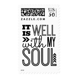It is Well With My Soul Postage