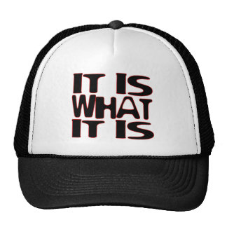 it is what it is.png trucker hat