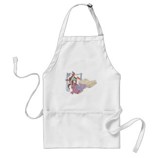 It Is Written Story Time Adult Apron