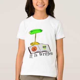 It Is Written Tee Shirt