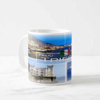 IT Italia - Friuli Venezia Giulia - Trieste - Coffee Mug