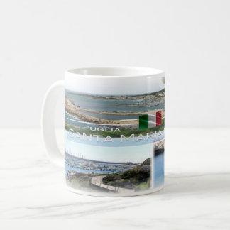 IT Italia - Puglia - Santa Maria di Leuca - Coffee Mug