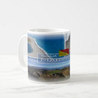 IT  Italia - Sicilia - Marinello - Coffee Mug