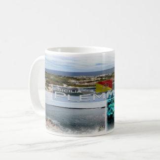 IT  Italia - Sicilia - Plemmirio - Coffee Mug