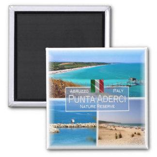 IT Italy # Abruzzo - Punta Aderci - Magnet