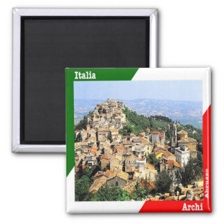 IT - Italy - Archi Magnet