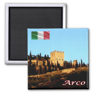 IT - Italy - Arco- the Castle Magnet