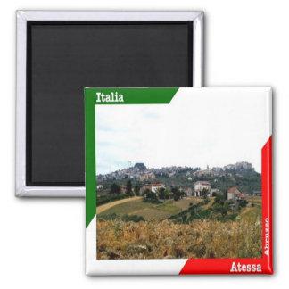 IT - Italy - Atessa Magnet