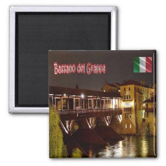 IT - Italy - Bassano del Grappa Ponte degli Alpini Magnet