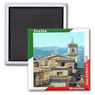 IT - Italy - Bomba Magnet
