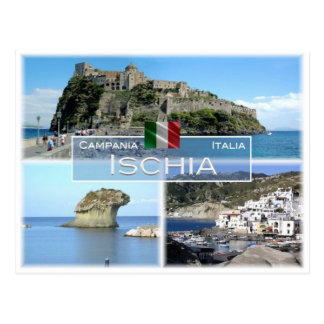 IT Italy - Campania - Isola d'Ischia - Postcard
