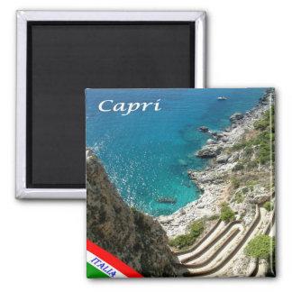 IT - Italy - Capri - Way of the Sea Magnet
