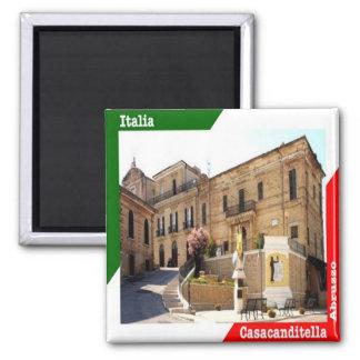 IT - Italy - Casacanditella Magnet