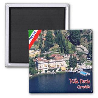 IT - Italy - Cernobbio - Manor Deste Magnet