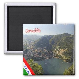 IT - Italy - Cernobbio - Panorama Magnet