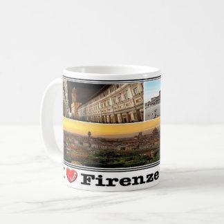 IT Italy -  Firenze - Coffee Mug
