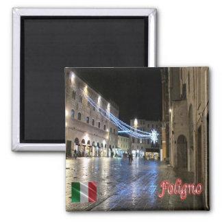 IT - Italy - Foligno - Piazza della Repubblica Magnet