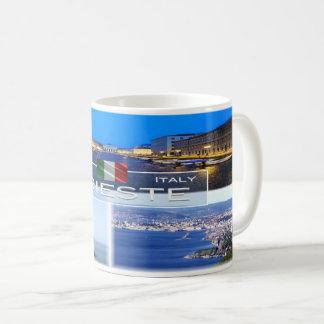 IT Italy -  Friuli Venezia Giulia - Trieste - Coffee Mug