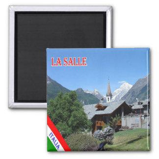 IT - Italy - La Salle Magnet